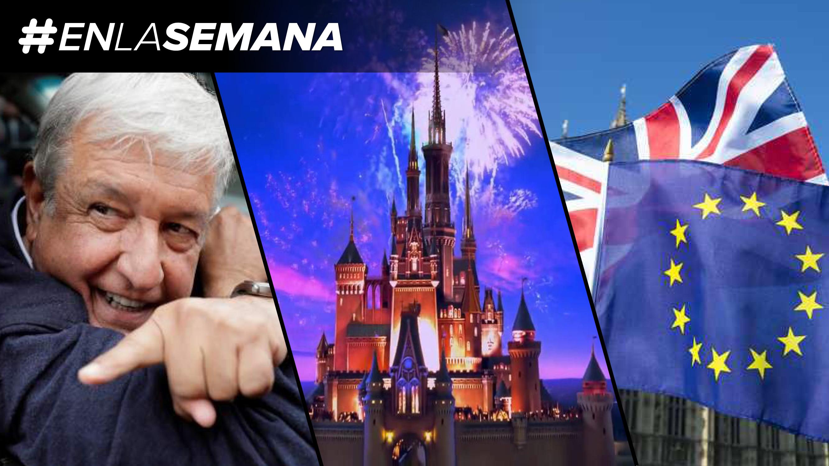 Agenda Forbes | AMLO presenta licitación de Dos Bocas; y Disney cerrará la compra de Fox