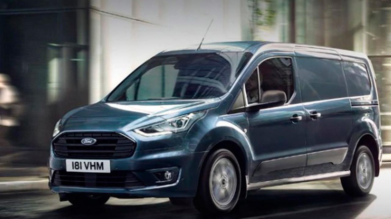 Ford trasladará producción de furgoneta de España a México