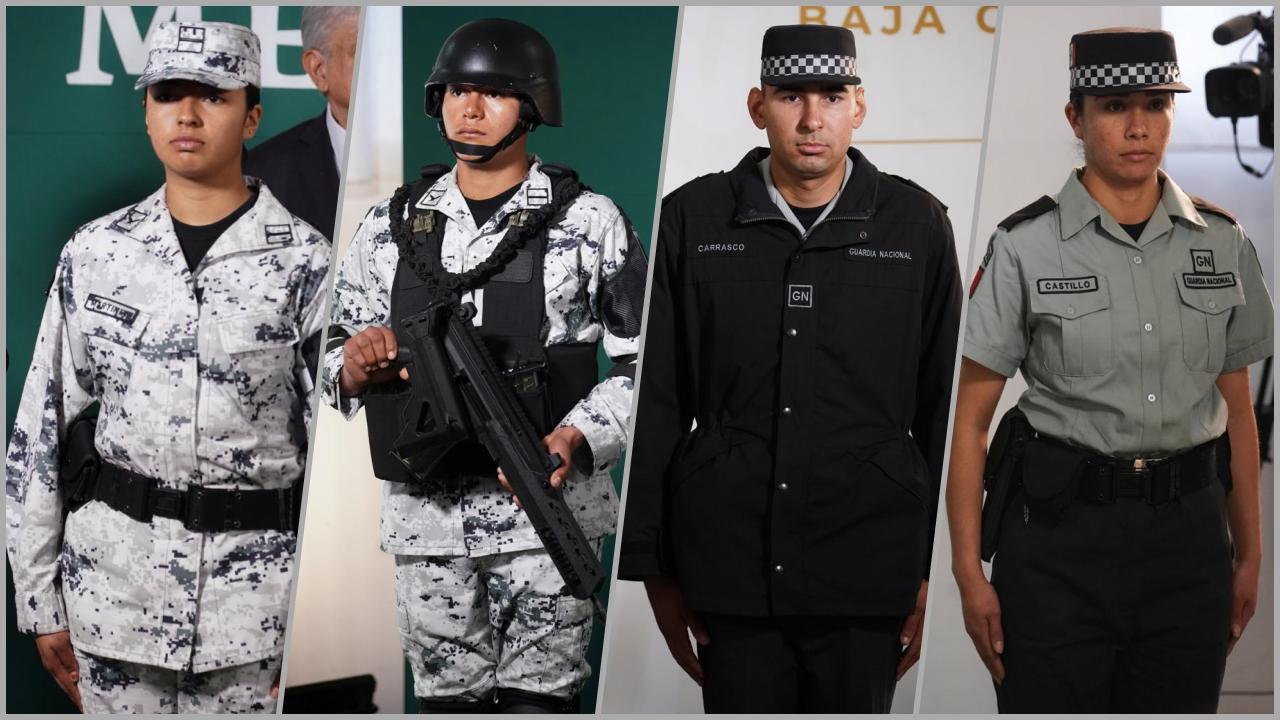 ONU ayudará en la creación de leyes secundarias para la Guardia Nacional