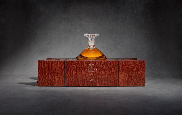 The Macallan presenta el whisky más caro jamás vendido en México