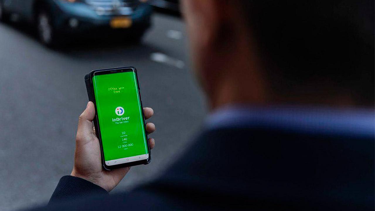 Firma rusa inDriver peleará el pasaje a Uber y Didi en México