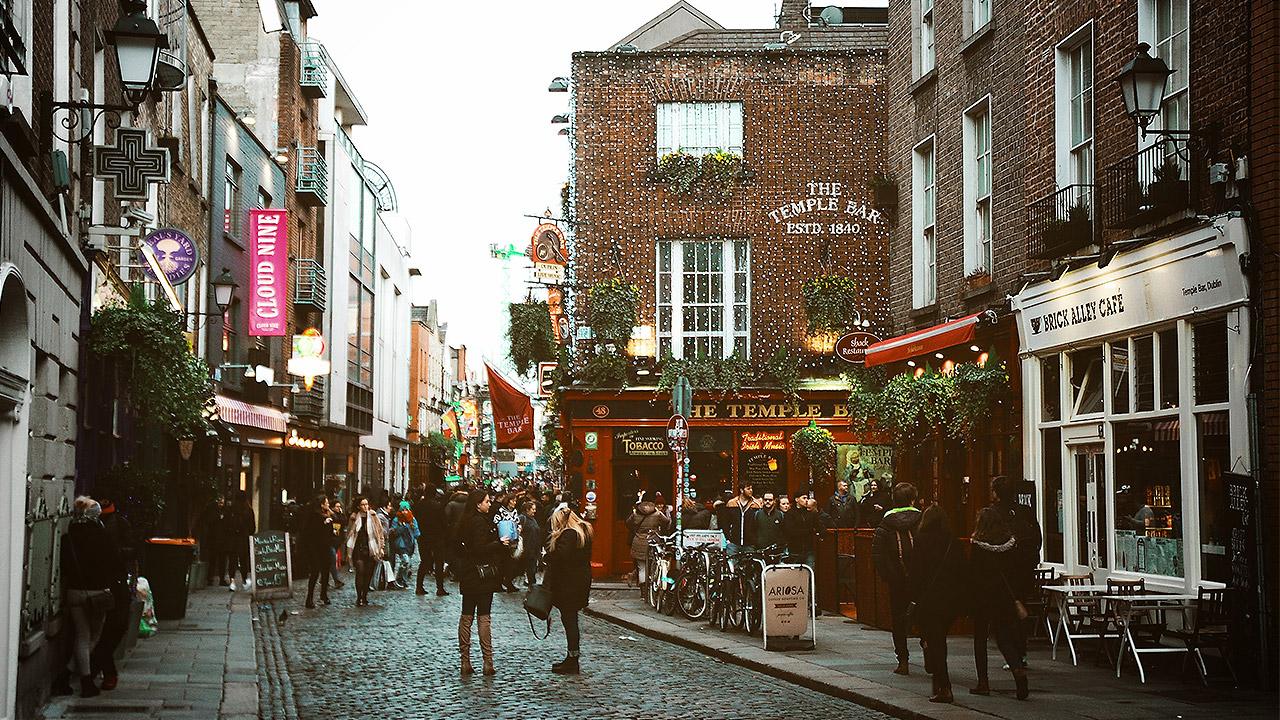 Irlanda busca mexicanos que quieran trabajar mientras estudian