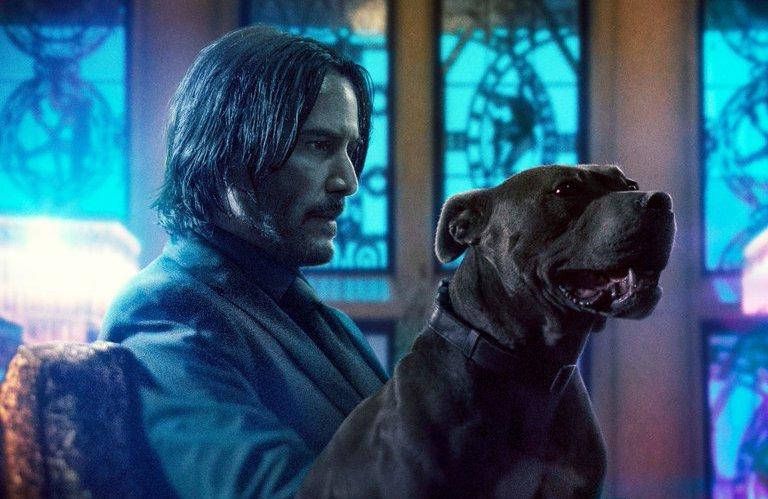 Keanu Reeves derrocha acción en el nuevo trailer de John Wick 3