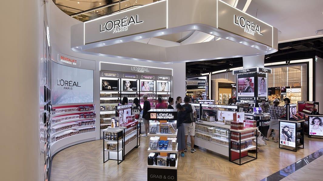 Artículos para el cuidado de la piel y cabello impulsan ventas en línea de L'Oréal