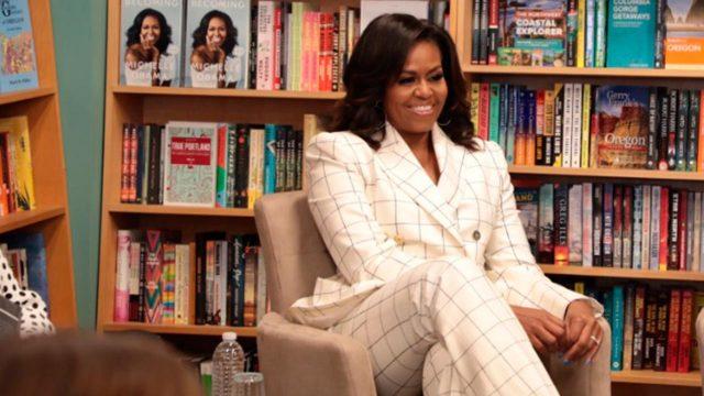 Memorias de Michelle Obama podrían ser las más vendidas de la historia