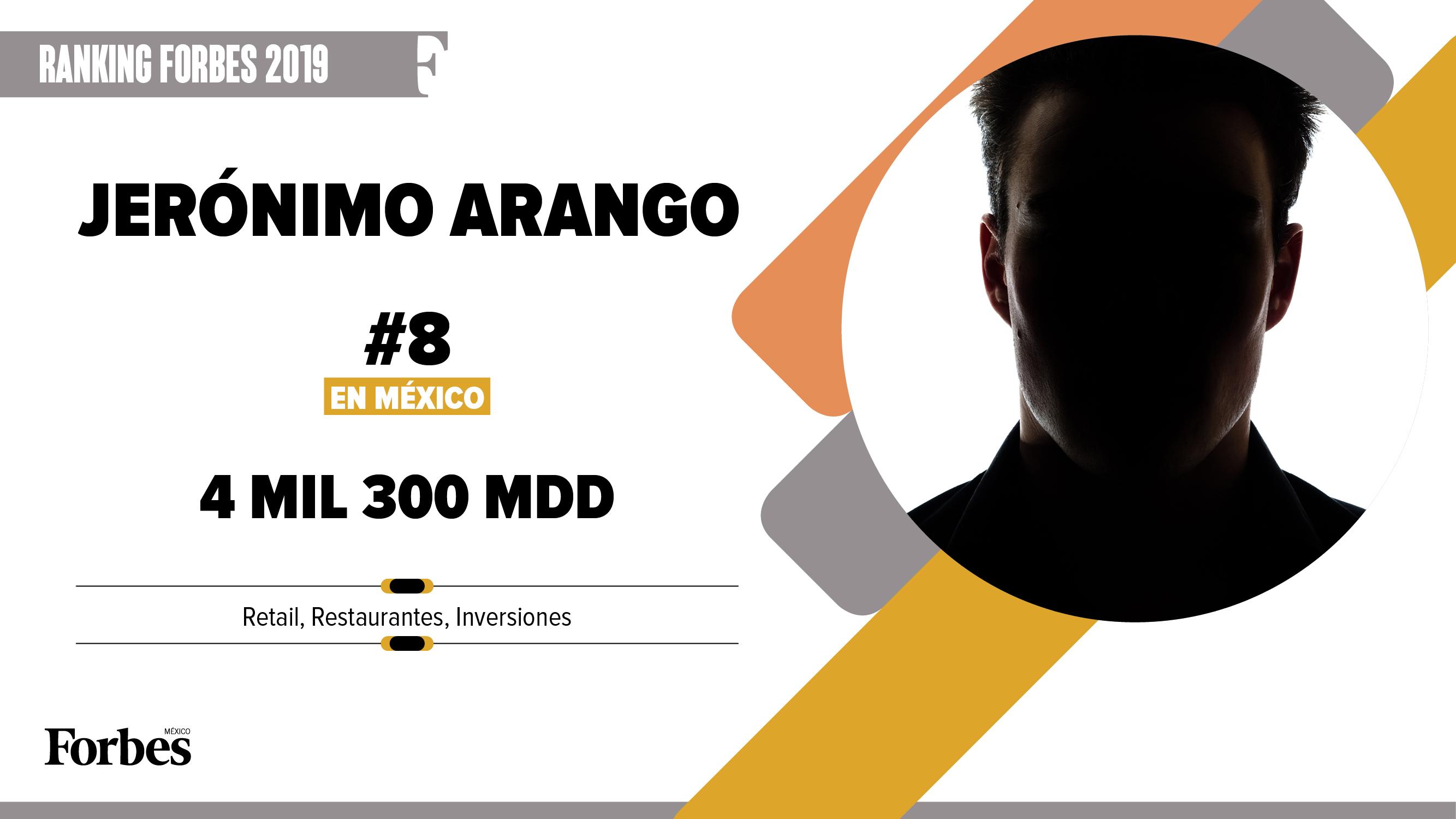 Billionaires 2019 | Jerónimo Arango, una vida que sigue dando frutos