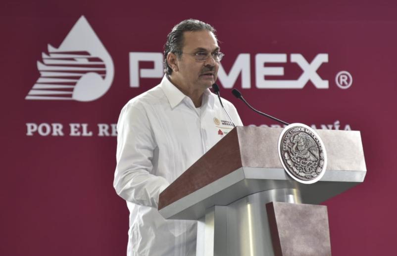 Pemex detuvo la caída de su producción petrolera: Octavio Romero