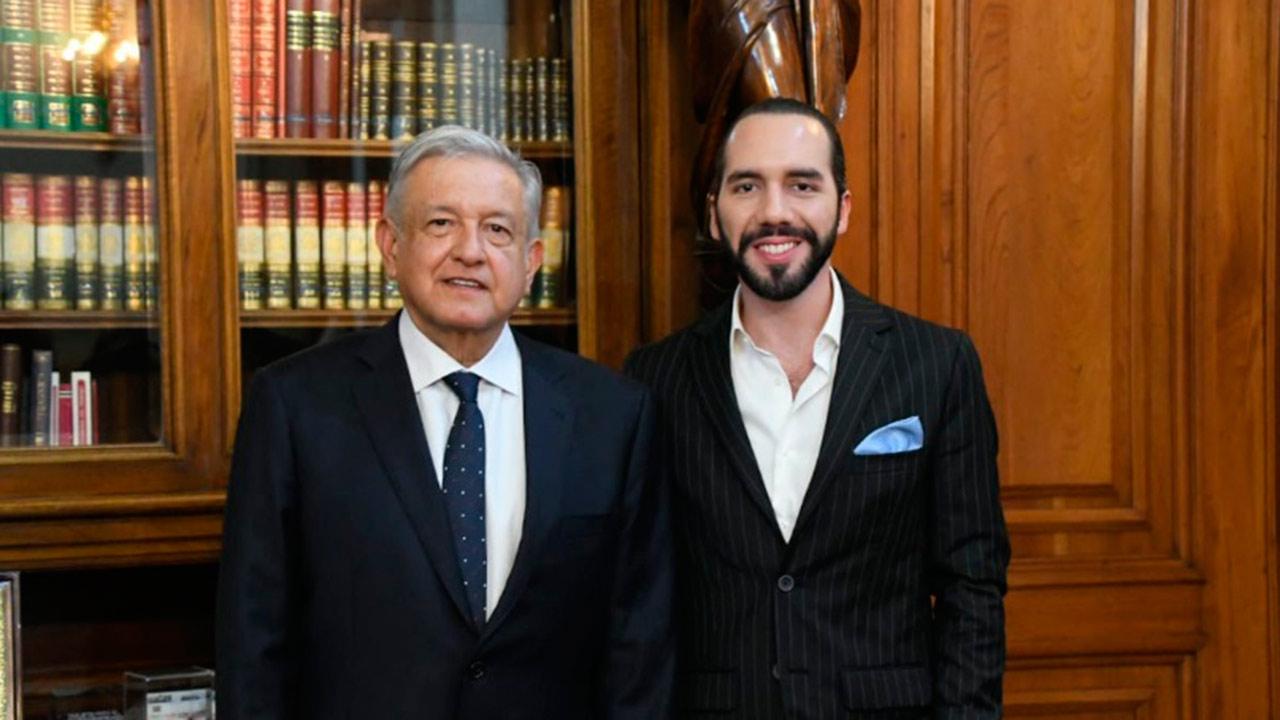 Presidente electo de El Salvador apoya acción de México ante migración