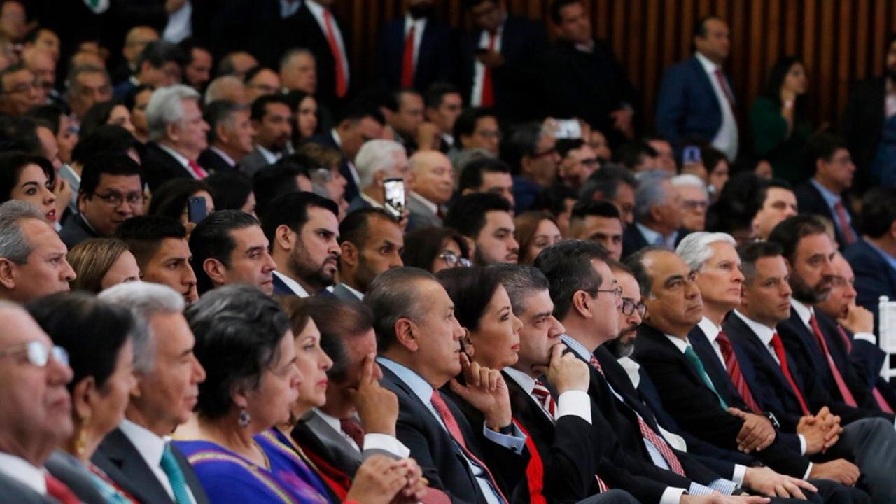 ¿Dónde se halla la oposición? a López Obrador