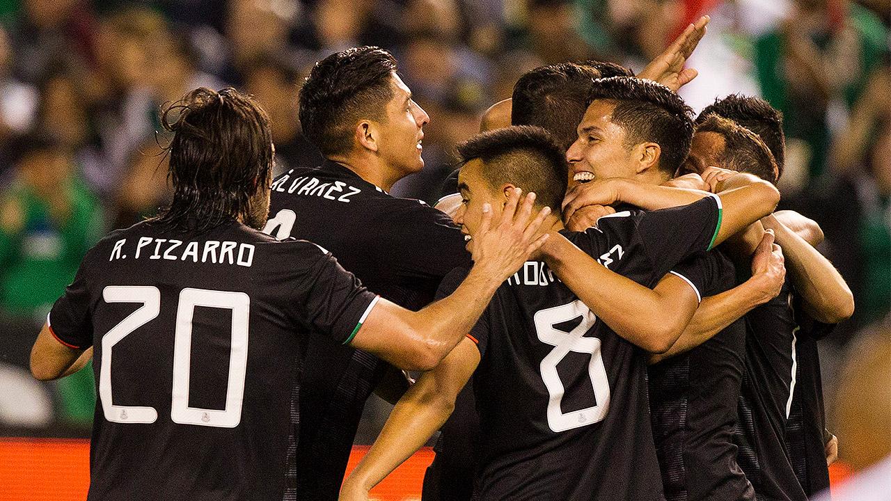 Estos son los rivales de la Selección Mexicana en la Copa Oro 2019