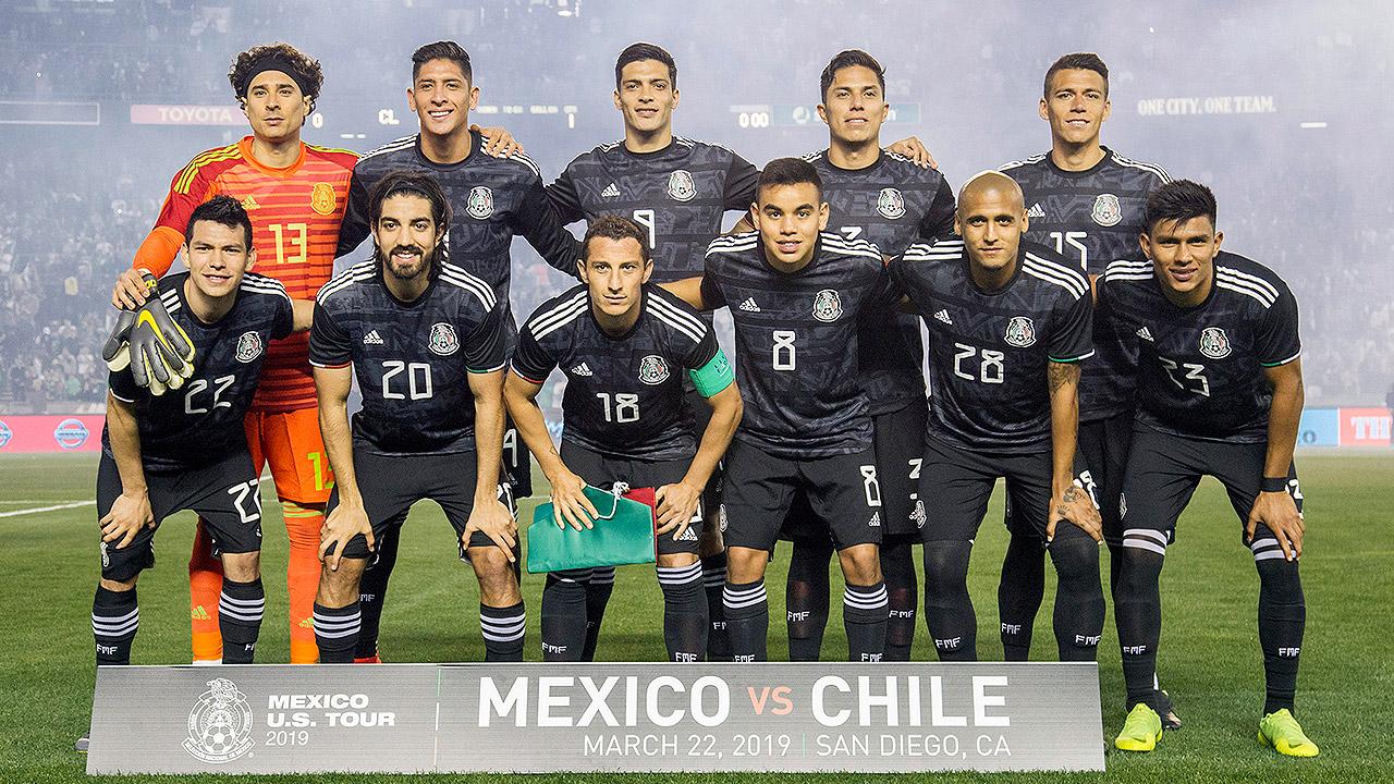 Estos son los rivales de México en la Liga de Naciones de Concacaf