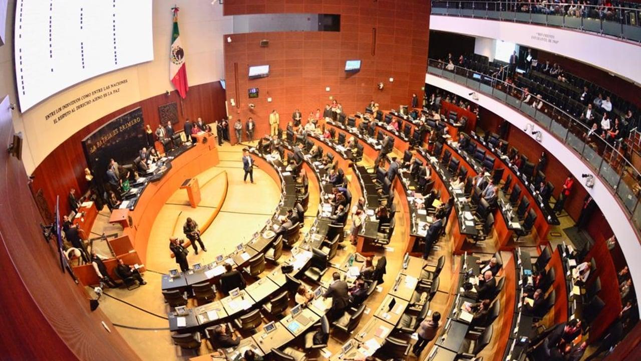 Senado decidirá suspensión de actividades por coronavirus en el pleno