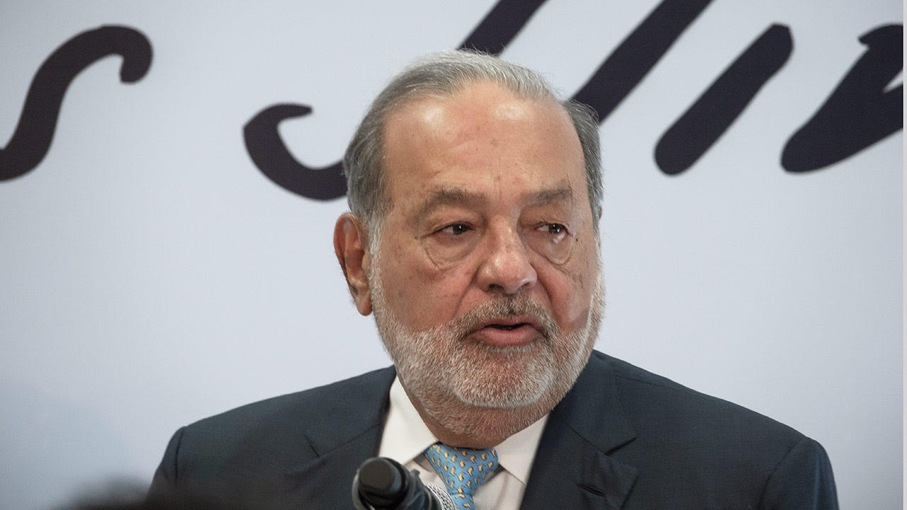 Así se ha movido la fortuna de Carlos Slim en los rankings de Forbes