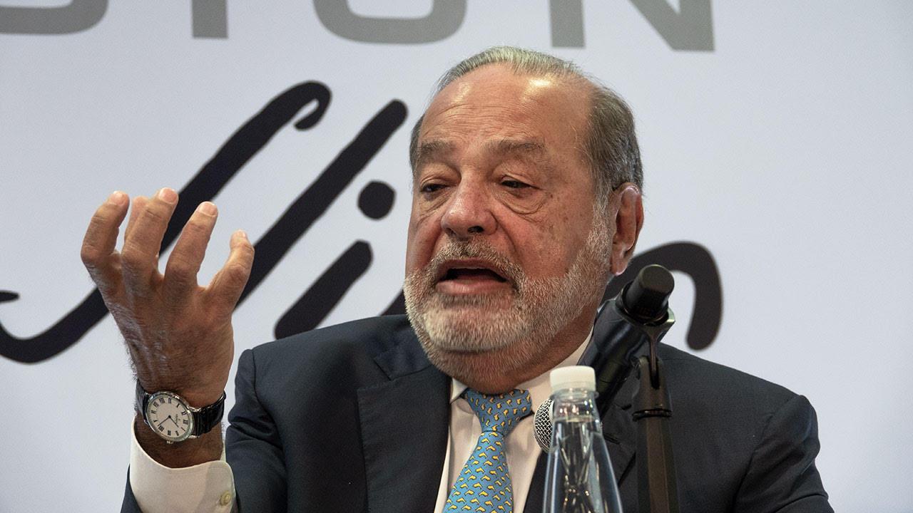 Carlos Slim, internado por Covid-19; 'está muy bien', dice Arturo Elías Ayub