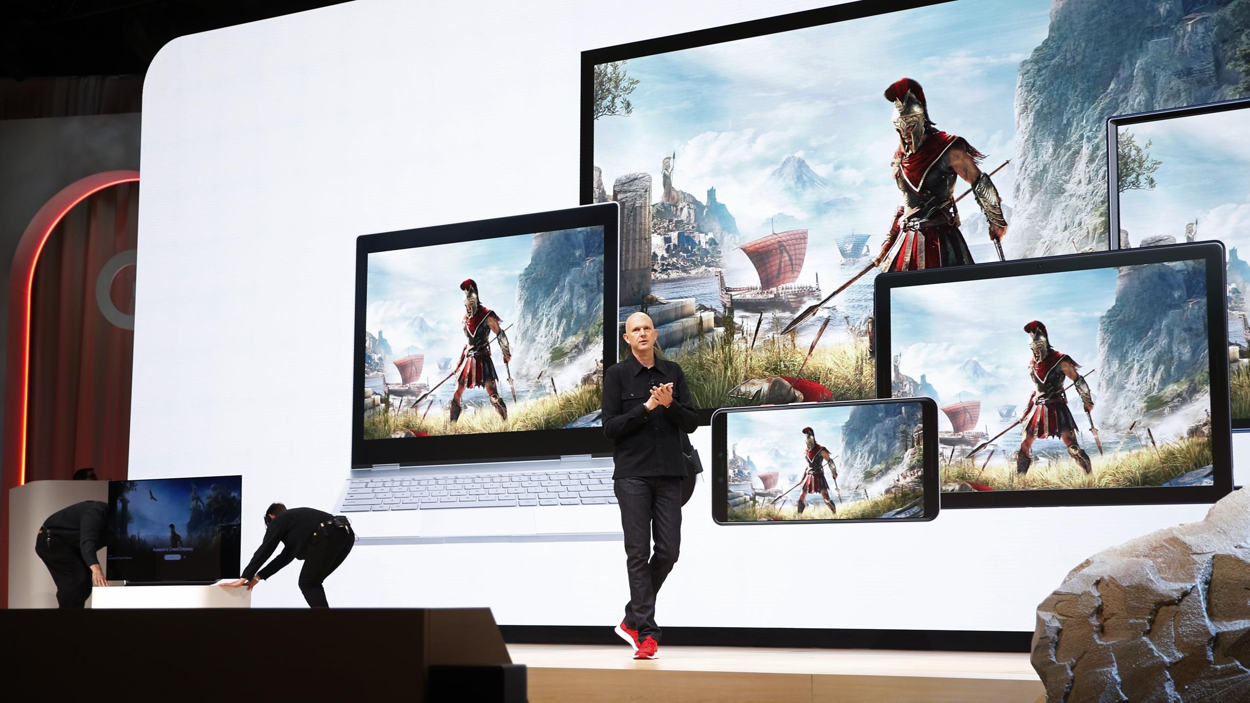 Stadia, la apuesta de Google para dominar el mundo de los videojuegos
