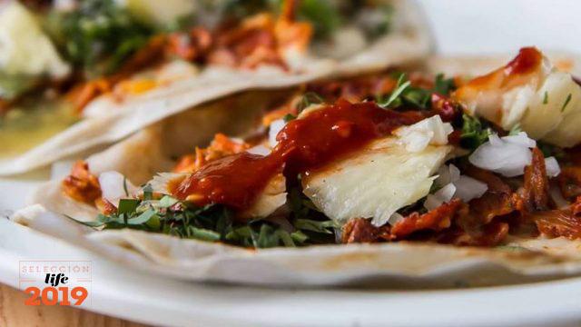 Los tacos al pastor son el mejor platillo del mundo: Taste Atlas