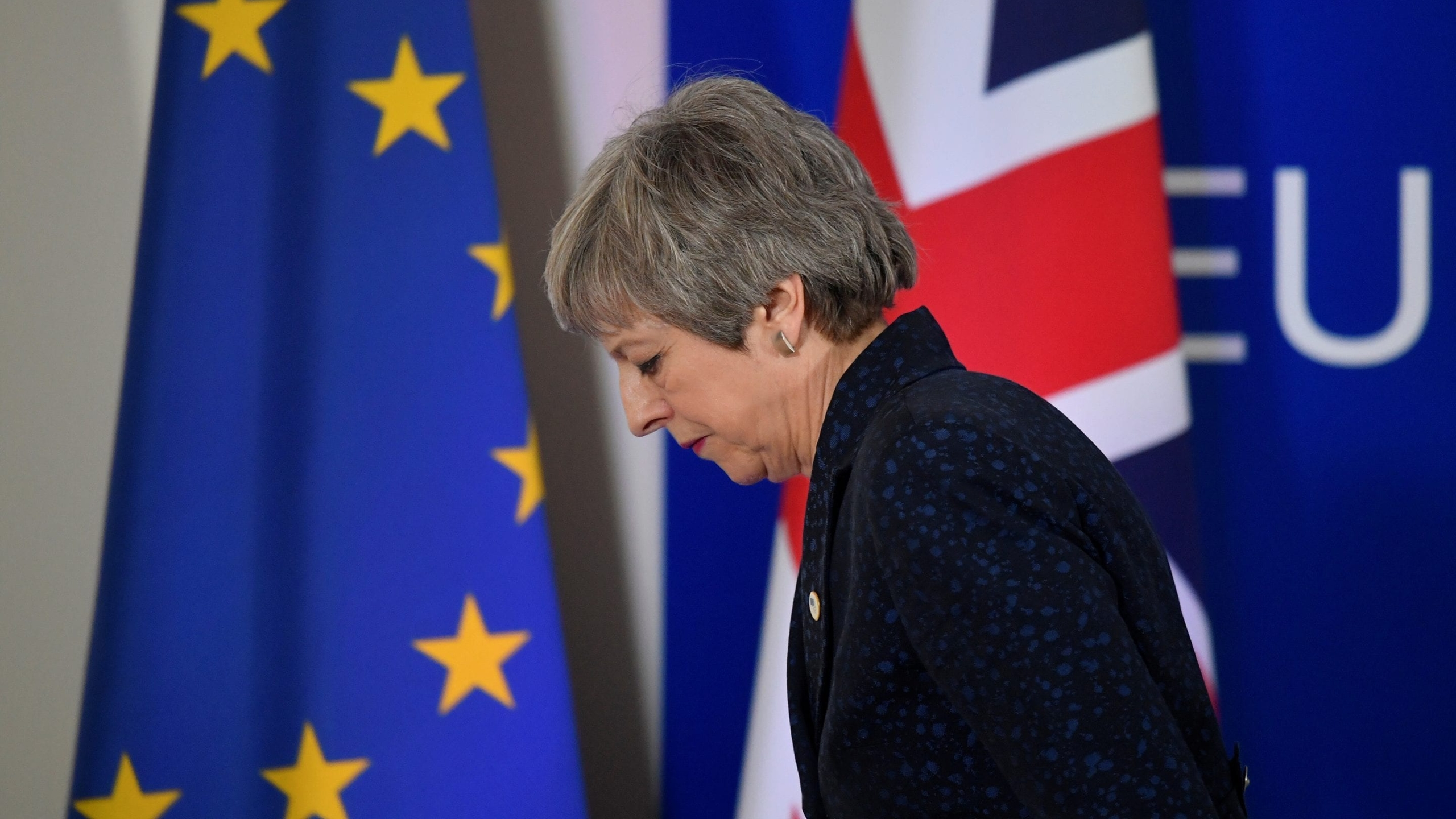 Brexit: Theresa May sopesa un segundo referéndum