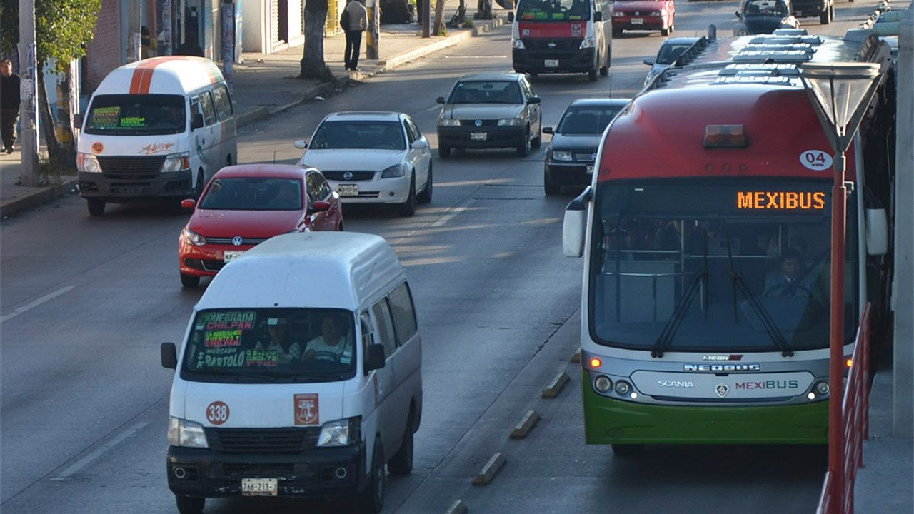 'Carpooling', la alternativa para mejorar la movilidad en la CDMX