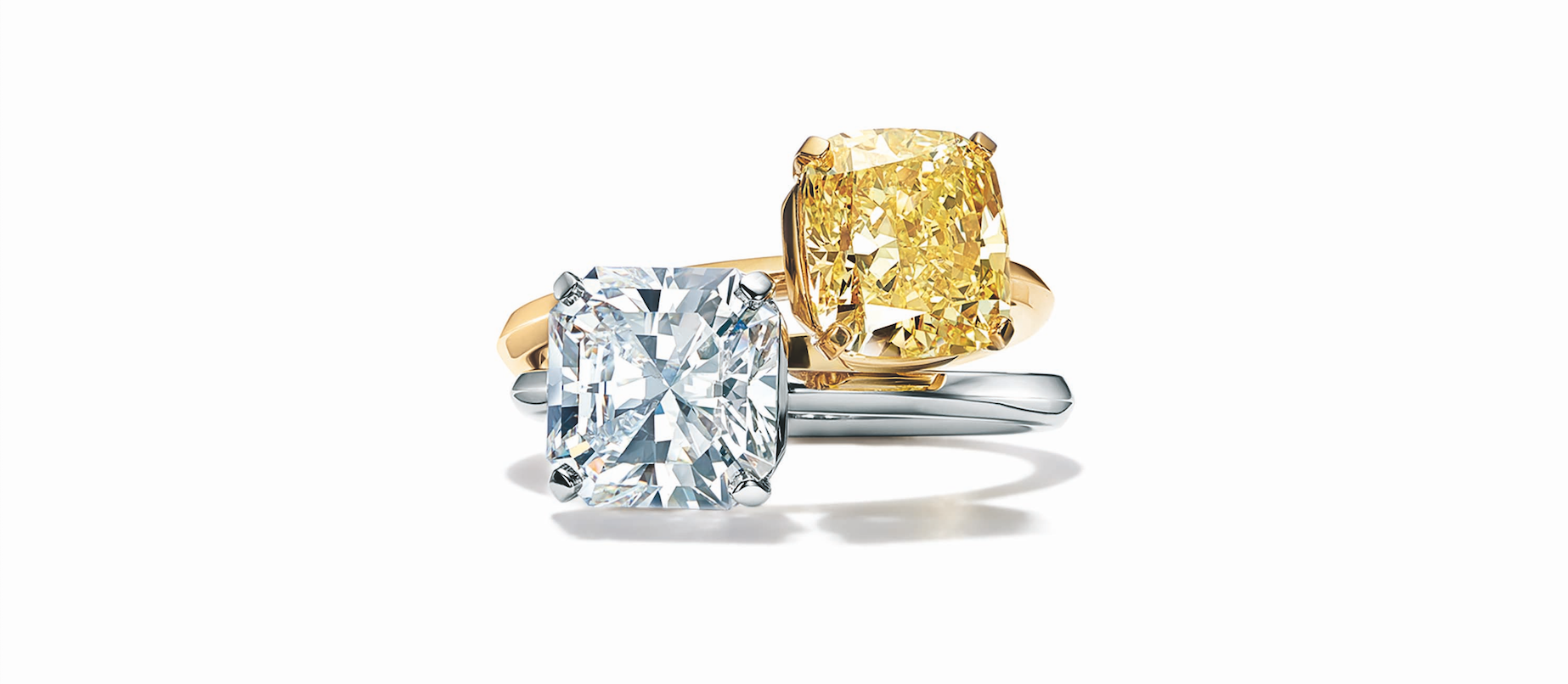 Tiffany True anillo de compromiso