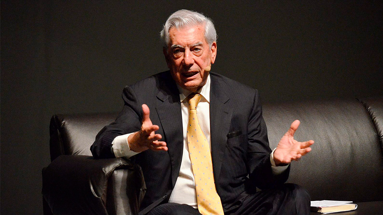 Vargas Llosa critica a AMLO por carta a España: 'Debió enviársela a sí mismo'