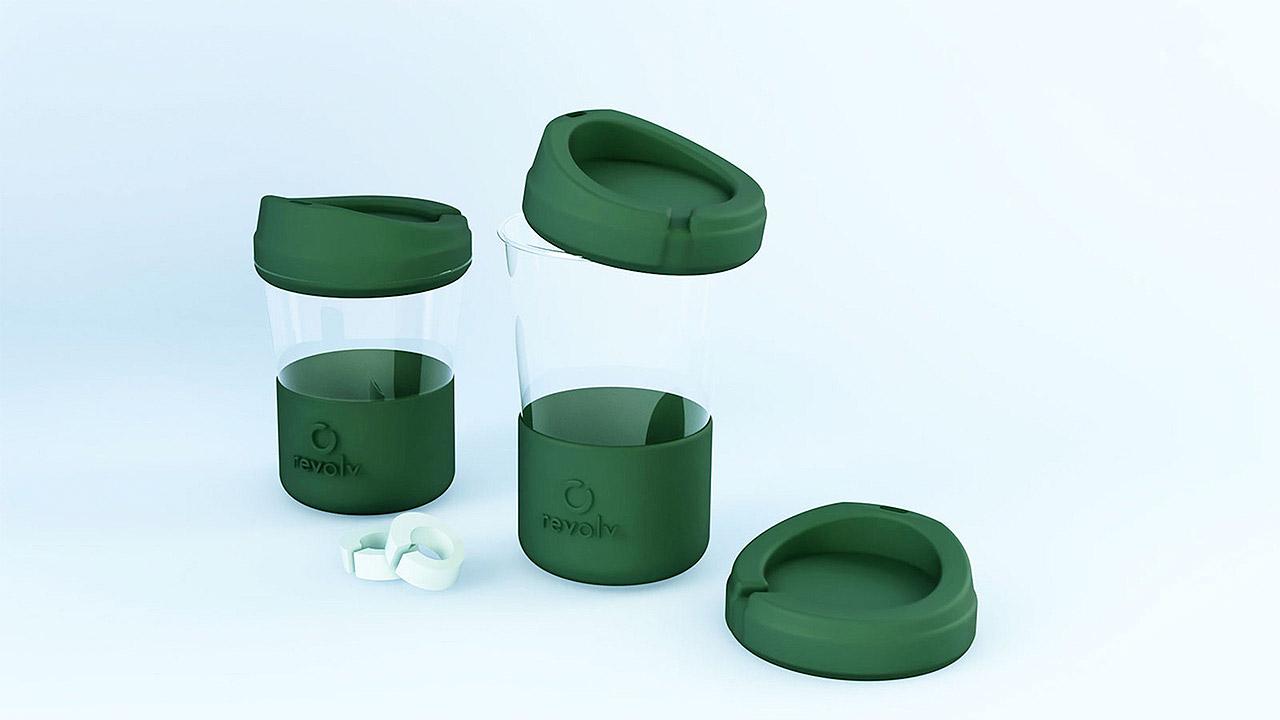 El nuevo vaso sustentable de Starbucks podría verse así