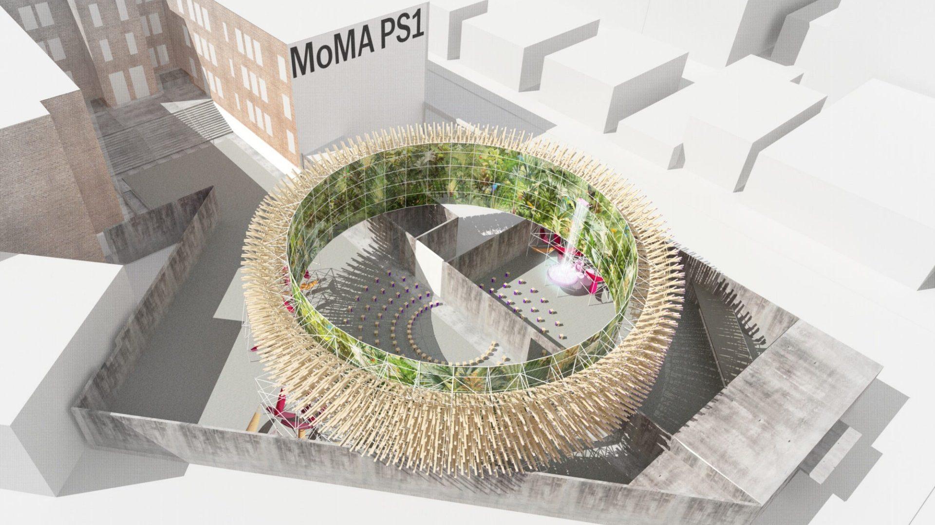 Conoce al despacho mexicano que transformará el MoMA en una selva