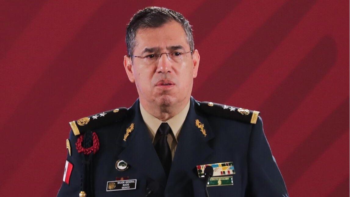 Un general con doctorado y en trámite de retiro, comandante de la Guardia Nacional
