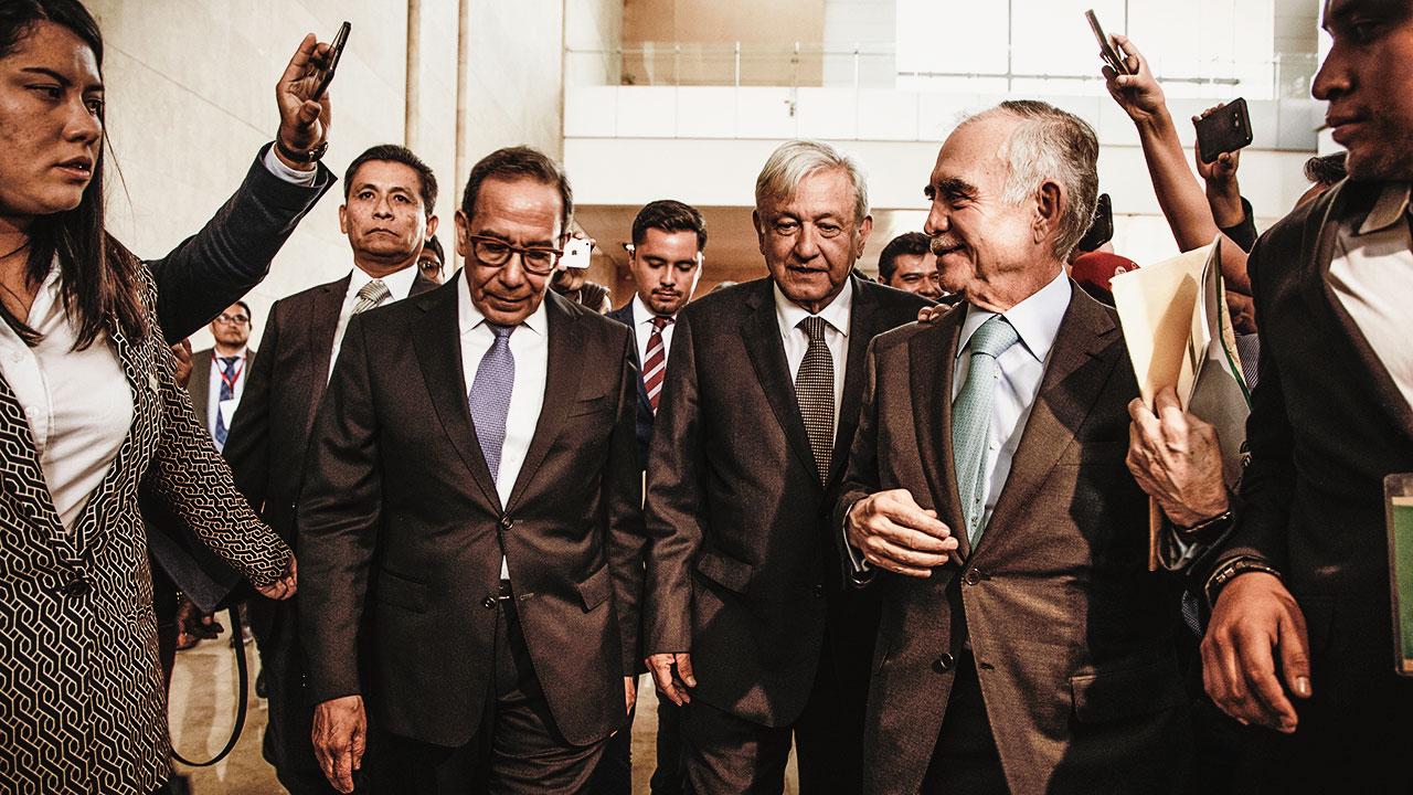 Los empresarios en tiempos de López Obrador