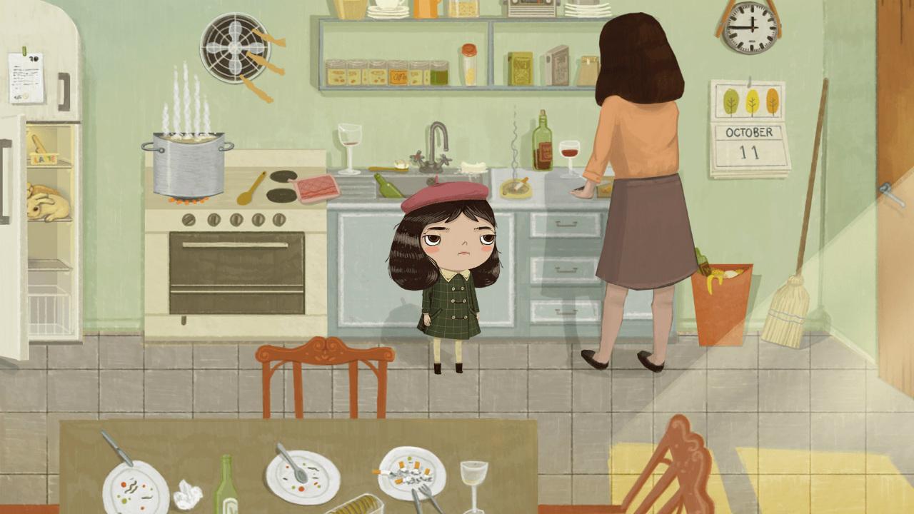 Little Misfortune, una hilarante tragedia interactiva