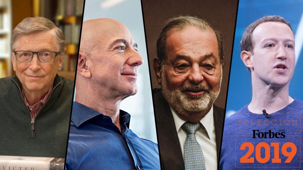 ¿Qué religión profesan los millonarios de la lista Forbes?