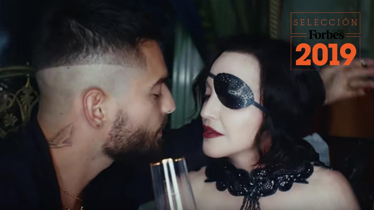 Selección Forbes 2019 | Madame X, 'alter ego' que acabaría con Madonna