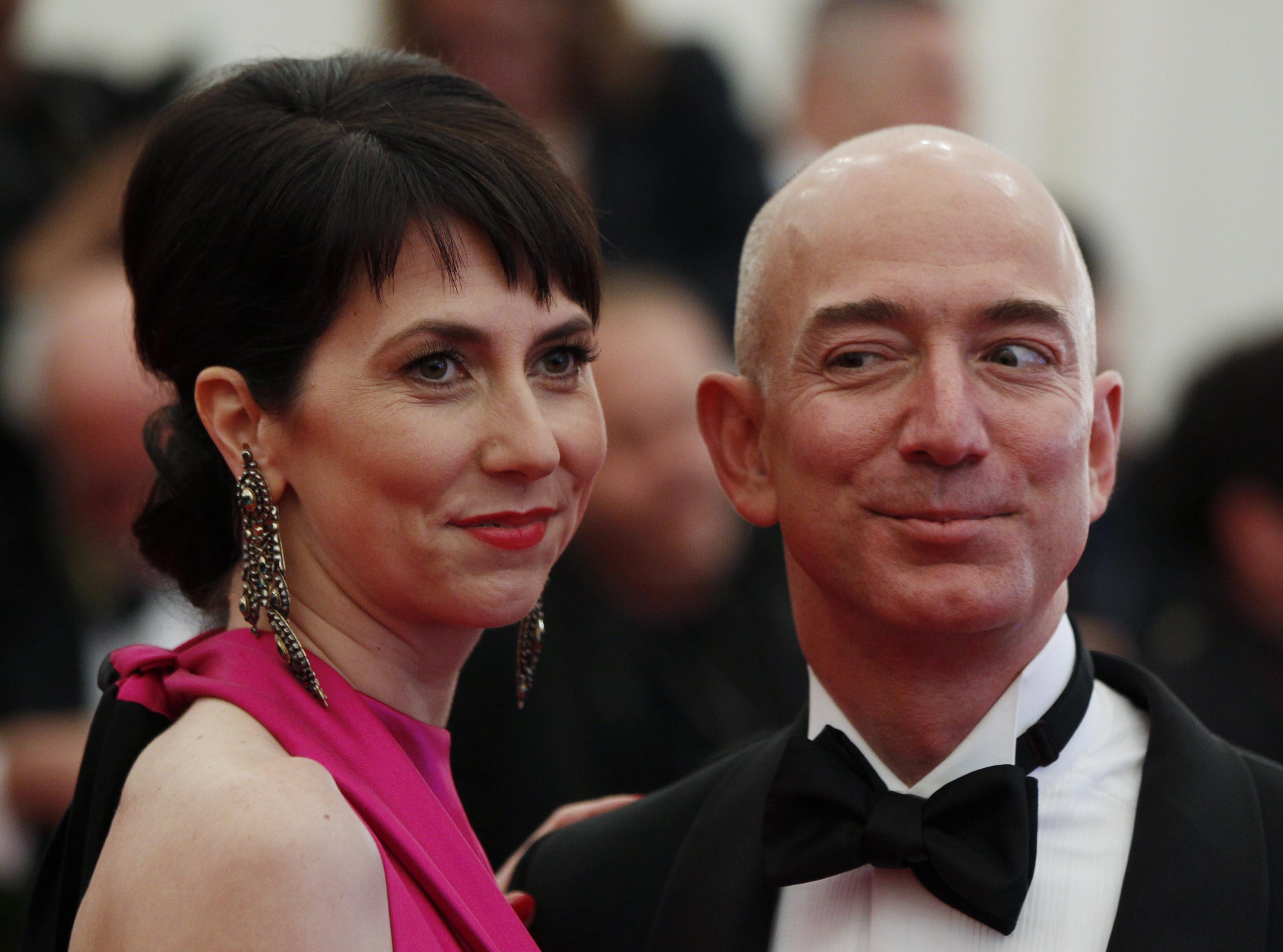 Con 35,000 mdd, MacKenzie Bezos será la tercera mujer más rica del mundo