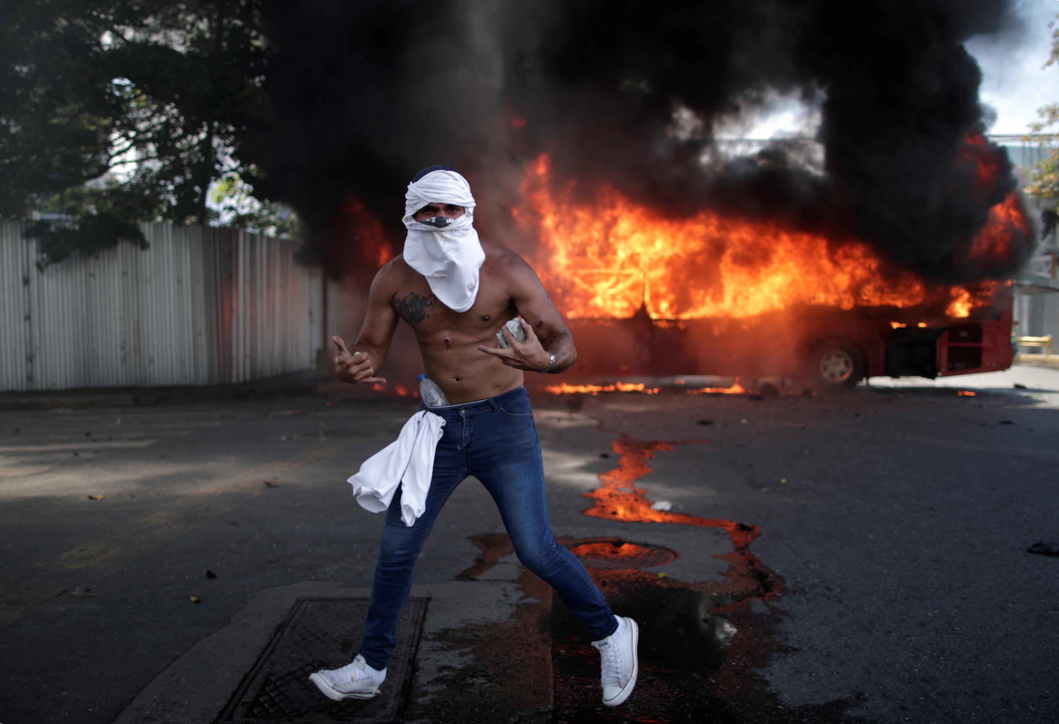Venezuela hoy: fragmentos anónimos de un país roto