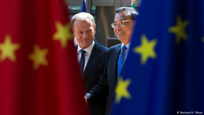 Cumbre UE-China: baches en la nueva Ruta de la Seda