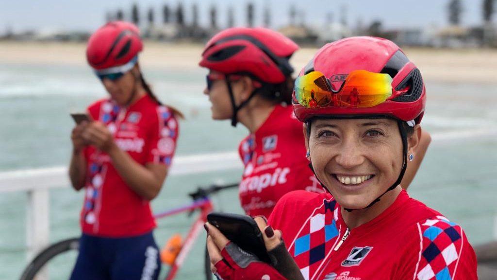 ciclismo de ruta y empoderamiento femenino