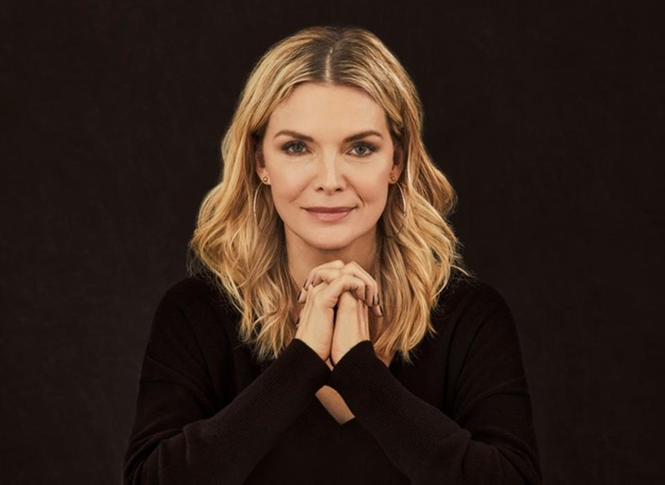 Michelle Pfeiffer: por qué decidió perfumarse nuevamente
