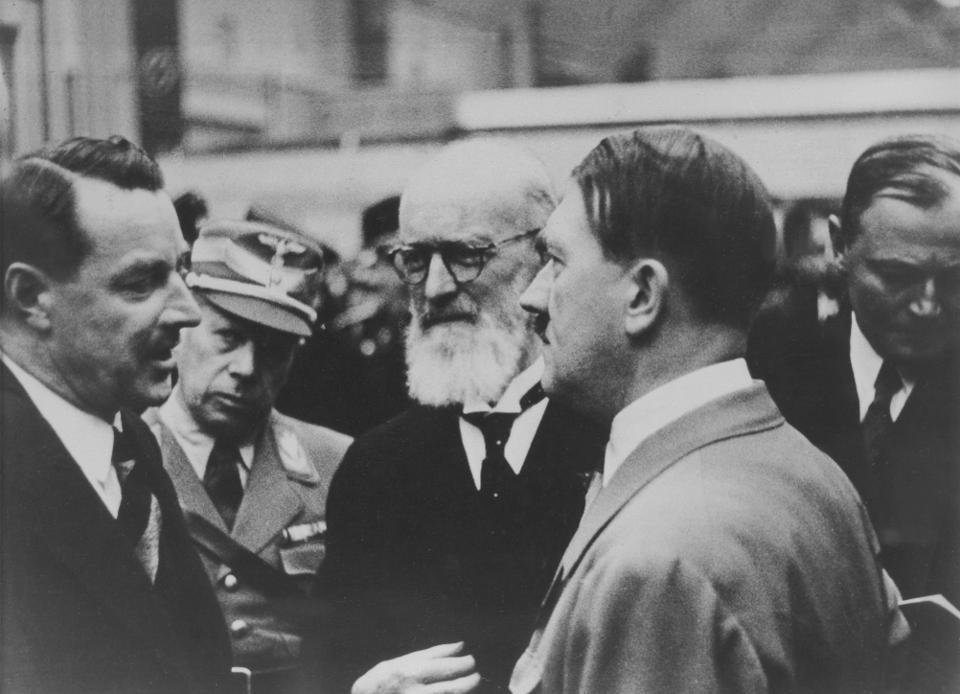 Más de una docena de multimillonarios europeos tiene familias con un pasado nazi