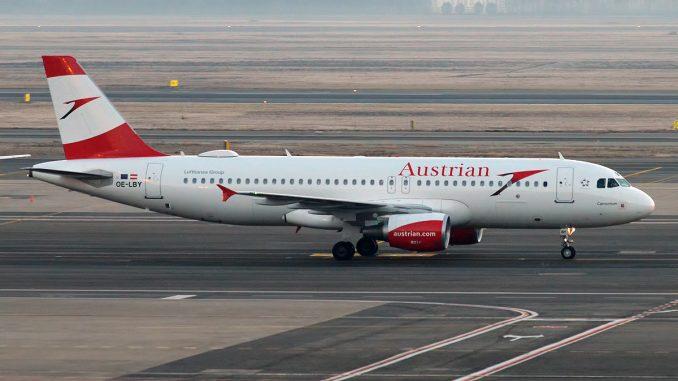 A punta de pistola roban valiosa carga de aeronave de Austrian Airlines