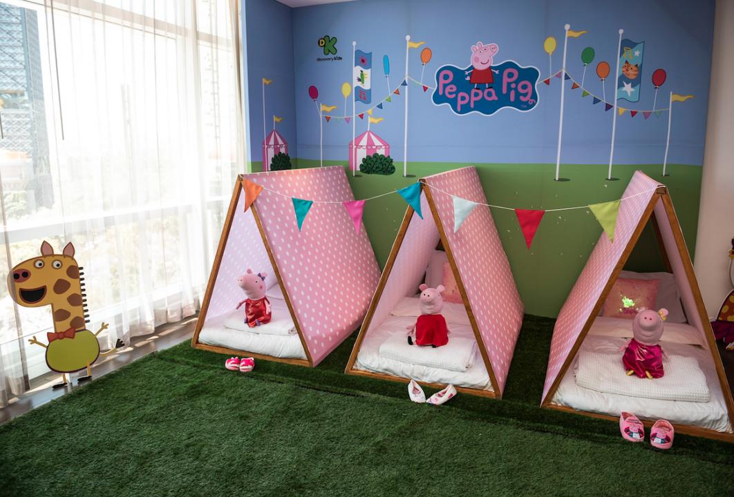 St. Regis Mexico City celebra el mes del niño con Discovery Kids