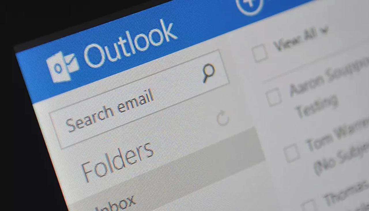 Microsoft revela nueva falla de seguridad en cuentas de Outlook.com