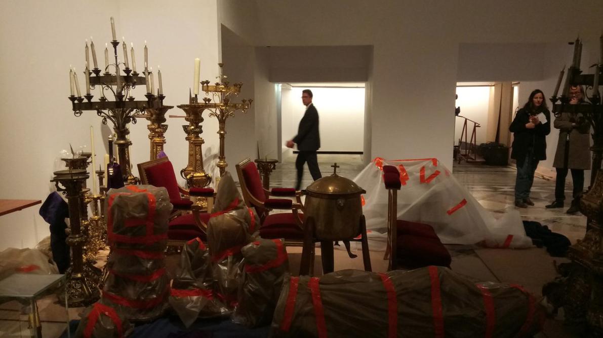 Notre Dame: las llamas dañaron invaluables obras de arte