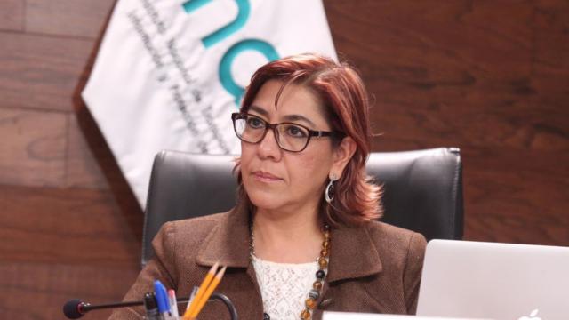 Josefina Román Vergara. Foto @INAImexico