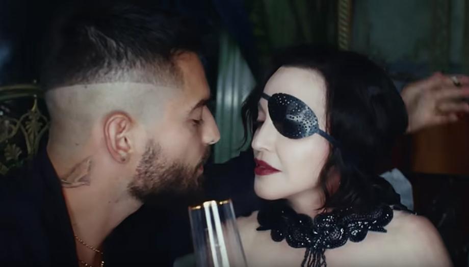 Madame X, alter ego que acabaría con Madonna
