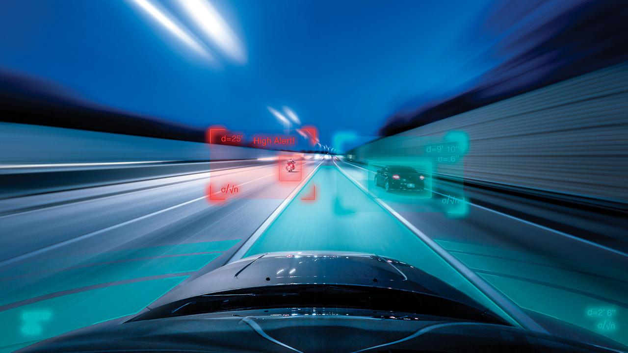 Nvidia, la entrenadora de vehículos autónomos