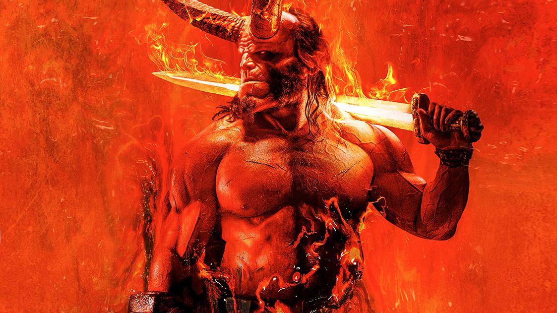 'Hellboy', un demonio humano carente de alma