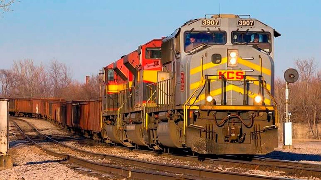 Bloqueos ferroviarios impactan resultados de KCSM en primer trimestre