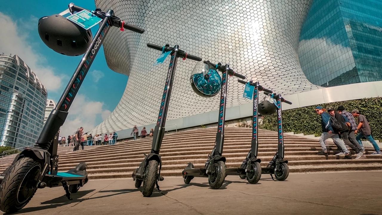 De la mano de Cabify, llega nuevo servicio de patines eléctricos en CDMX