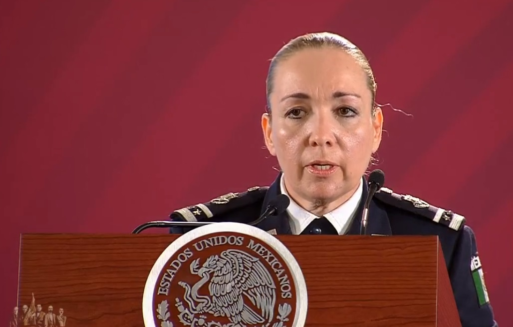 Ella es la mujer con 12 doctorados representante de la PF en la Guardia Nacional