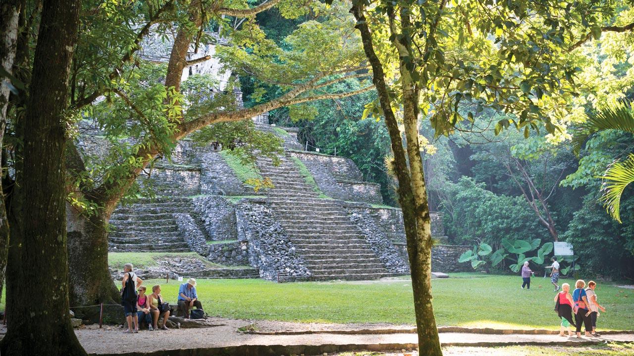 Hallazgo de Aguada Fénix llena un vacío en la historia de Mesoamérica: expertos UNAM