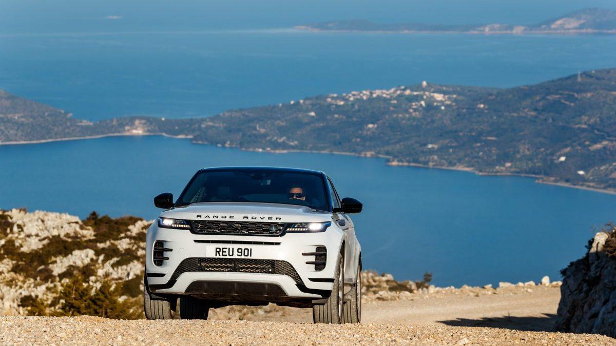 La nueva Range Rover Evoque llega a México